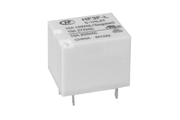 Product image for 5 VOLT DOUBLE LATCHING COIL, SPDT CONTAC