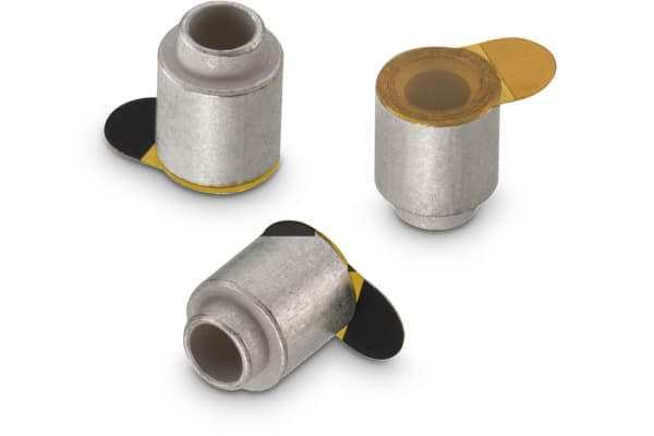 Product image for WA-SMST SMT STEEL SPACER WITH THROUGH HO