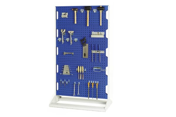Product image for SINGLE SIDED PERFO RACK 1000X550X1775MM