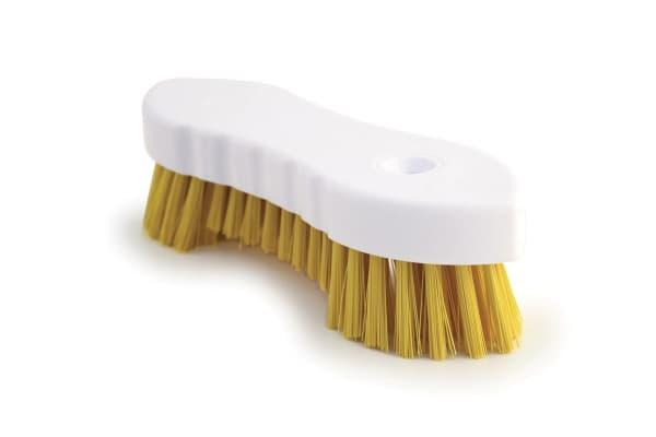 Product image for Hygiene Yellow Hand Scrub Brush