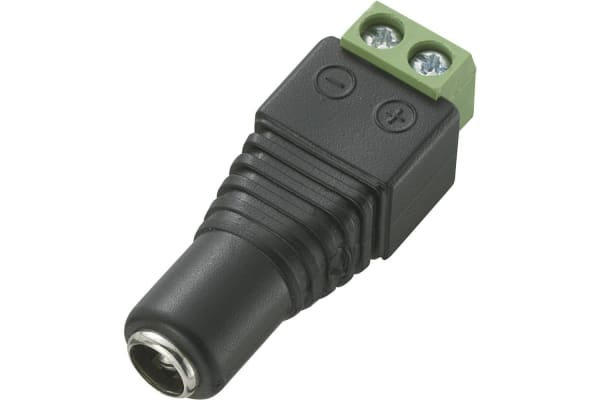 Product image for 2.5MM FEMALE POWER JACK ADAPTER