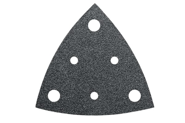 Product image for MULTITOOL SANDING SHEET 5XP80 PERFORATED