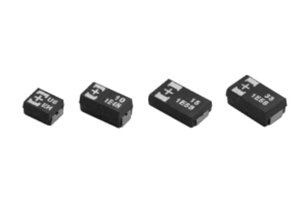 Product image for CAPACITOR POLYMER TANTALUM POS-CAP SMD 1
