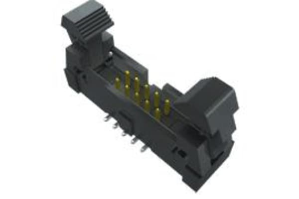 """Product image for .050""""  SHROUDED IDC EJECTOR HEADER"""