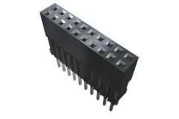 """Product image for .100""""  PC/104 ELEVATED SOCKET STRIP"""