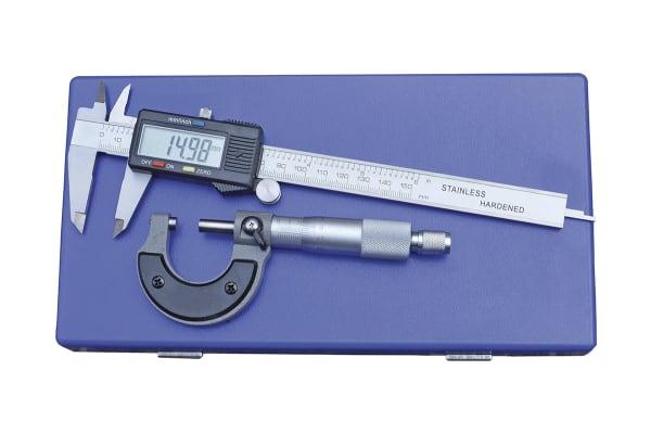 Product image for micrometer & digital caliper set