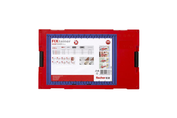 Product image for DUOPOWER FIXTAINER BOX (CONTAINS 210 PLU