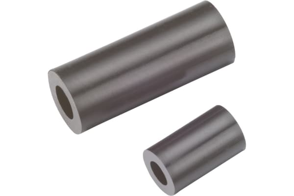 Product image for ROUND PLASTIC SPACER L:3,0 MM;ID:2,2 MM;