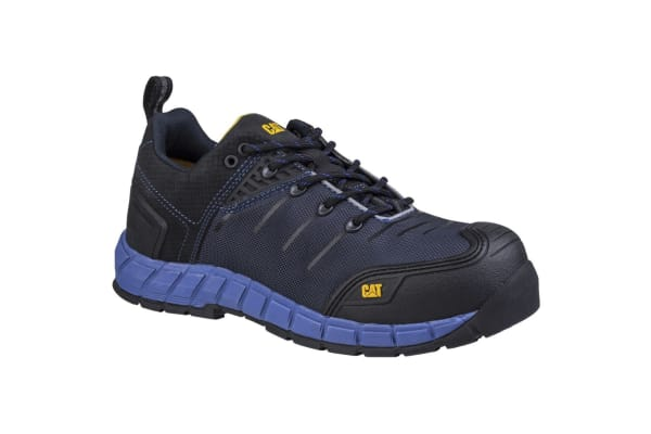 Product image for CATERPILLAR BYWAY TRAINER BLUE 8/42