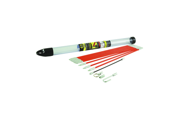 Product image for MIGHTYROD TOOL BOX CABLE ROD SET 3.3M