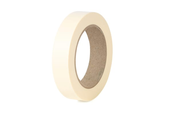 Product image for 80° paper masking tape 25mmx50m