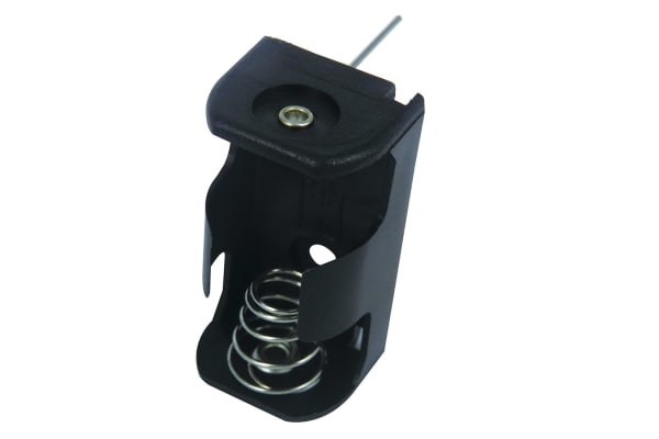 Product image for RS PRO 1/2 AA Battery Holder