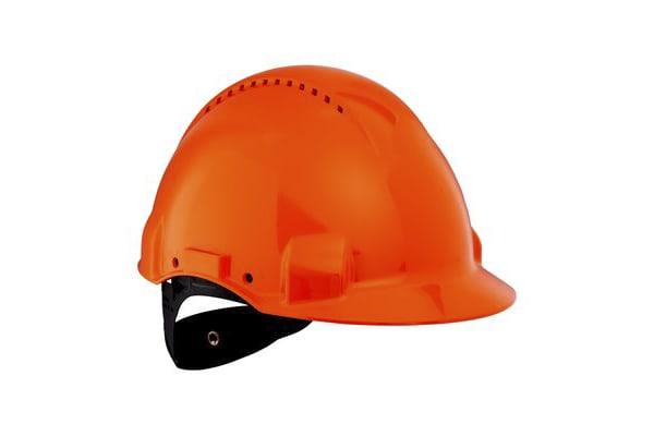 Product image for G3000NUV-OR SAFETY Helmet Orange Ratchet