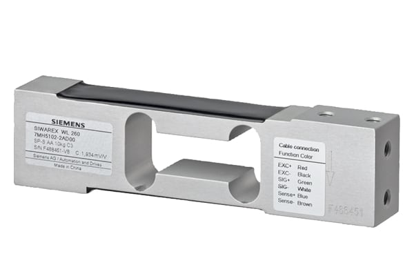 Product image for Siwarex WL 260 Waegezelle SP-S AA 20kg C