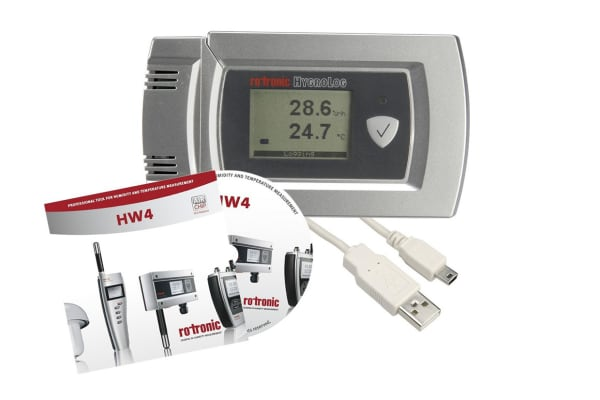 Product image for HIGH ACCURACY  TEMPERATURE AND HUMIDITY