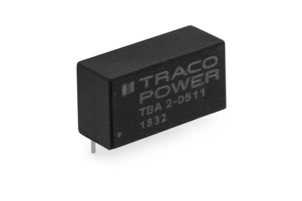 Product image for DC-DC CONVERTER ISOLATED 5V 2W