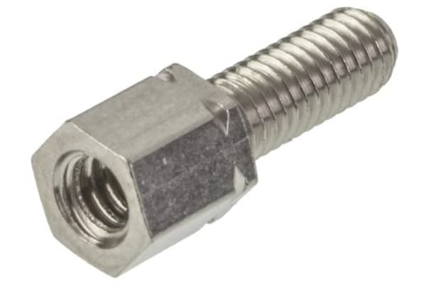 Product image for HARTING D SUB SERIES, FEMALE M3 SCREW LO