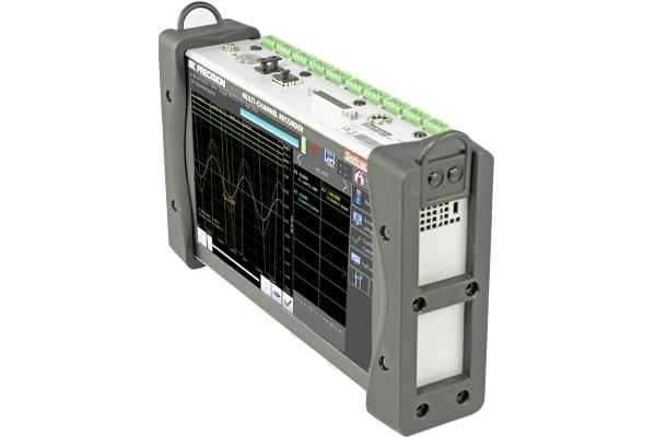 Product image for Sefram DAS220BAT Data Logger for Resistance, Temperature, Voltage Measurement