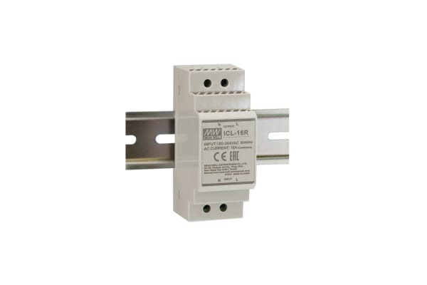 Product image for Chassis Mount Inrush Current Limiter 16A