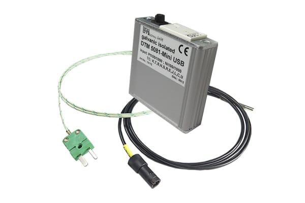 Product image for DIGITAL TEMPERATURE-LOGGING MODULE WITH