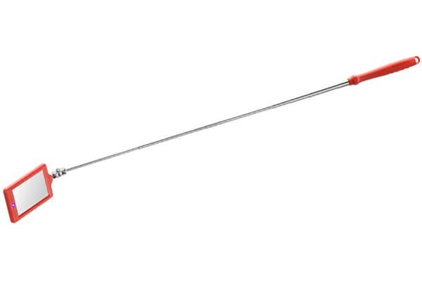 Product image for Miroir téléscopique LED 70x45MM