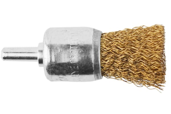 Product image for WIRE END BRUSH,19MM DIA