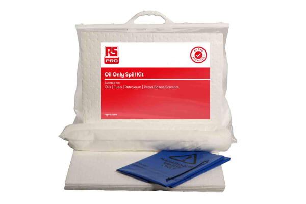 Product image for 13L Spill Kit in Clip Top Carrier