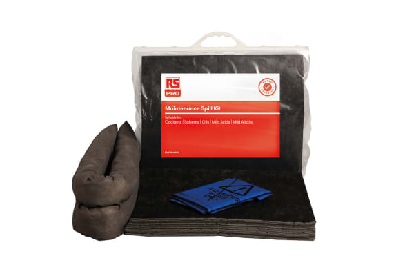 Product image for 26L SPILL KIT IN CLIP TOP CARRIER