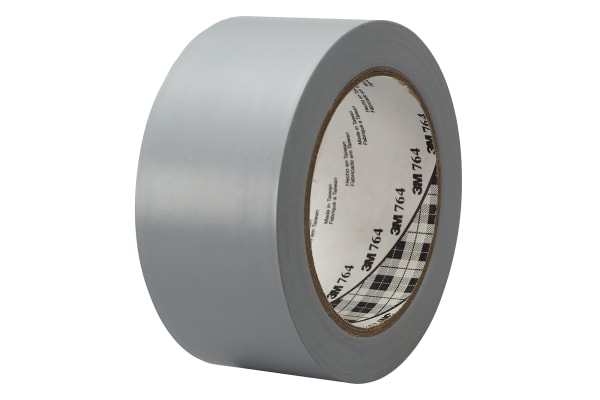Product image for 3M 764 Gray lane marking tape 50mm x 33m