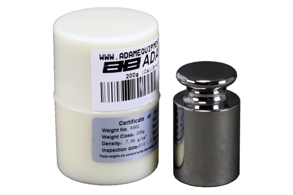Product image for CHECK WEIGHT F1 STAINLESS 200G