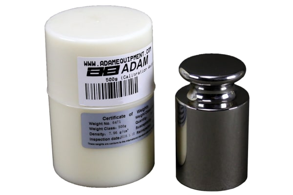 Product image for CHECK WEIGHT F1 STAINLESS 500G