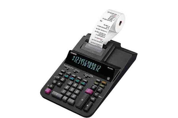Product image for CASIO HEAVY DUTY PRINTING CALCULATOR