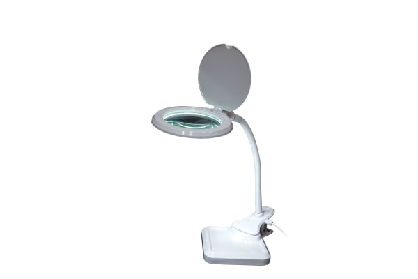 Product image for 2 IN 1 USB MAGNIFYING LED LAMP