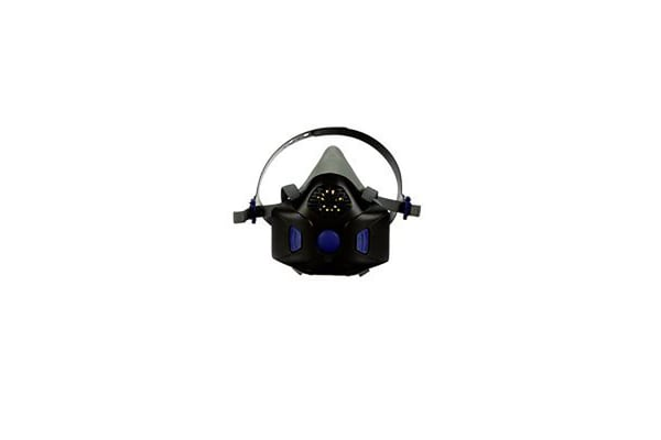 Product image for 3M SECURE CLICK HALF MASK REUSABLE RESPI