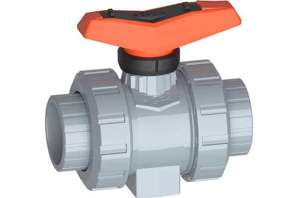 """Product image for BALL VALVE 546 PRO ABS/EPDM 1""""DN25"""