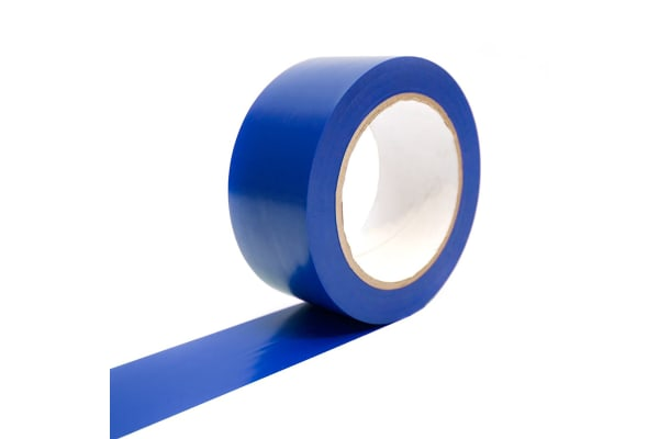 Product image for COBA TAPE BLUE 50MM X 33M