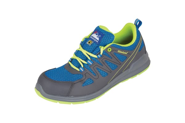 Product image for BLUE METAL FREE ESD TRAINER SIZE 4/37