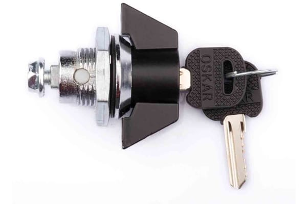 Product image for RS PRO TOOL CABINET SPARE LOCK