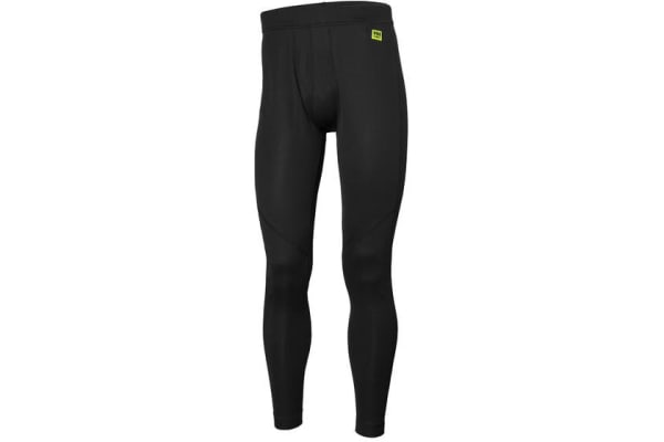 Product image for Helly Hansen HH Lifa Black Polypropylene Trousers 31in, M Waist