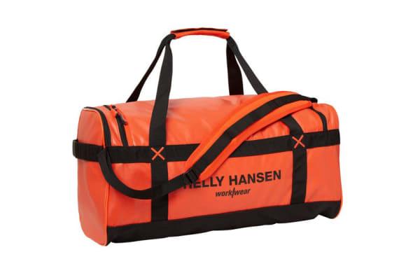 Product image for HH DUFFEL BAG 50L- DARK ORANGE