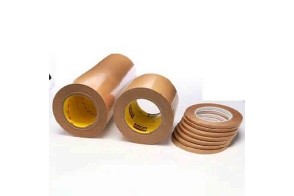 Product image for 3M 465 Tan Transfer Tape, 50mm x 55m