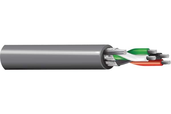 Product image for 2 pair individual shielded cable,152m