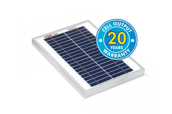 Product image for 5W PV LOGIC SOLAR PANEL - ONLY