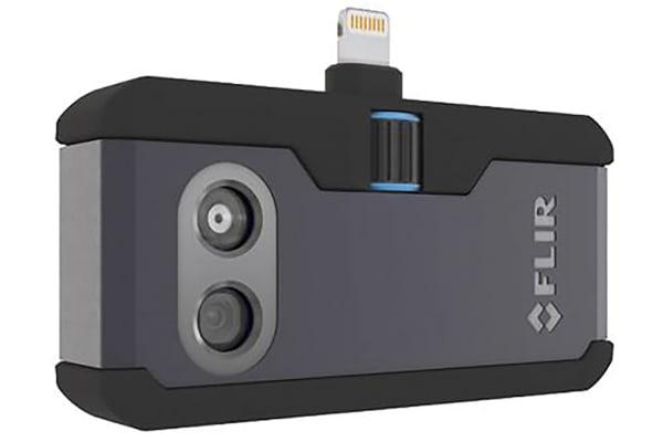 Product image for FLIR ONE Pro iOS Thermal Imaging Camera, Temp Range: -20 → +400 °C 160 x 120pixel Detector Resolution