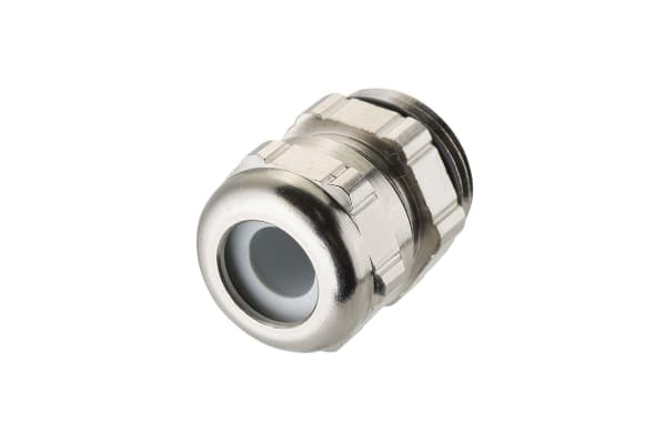 Product image for Cable gland metal PG11 with o-ring grey