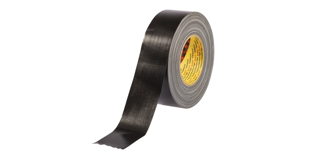0.17mm Thick 3M 361 White Cloth Tape 25mm x 55m