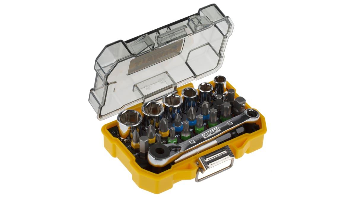 Screwdriver and Drill Bit Sets