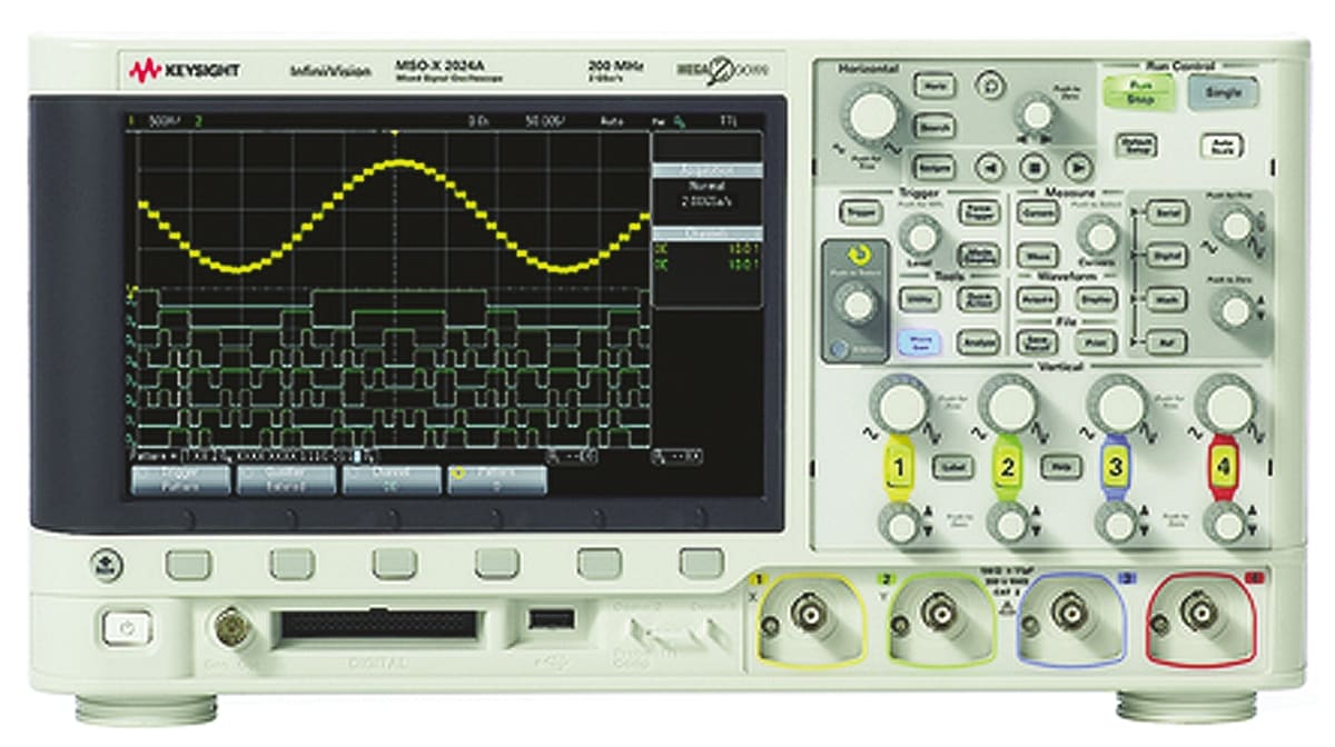 Bench Oscilloscope