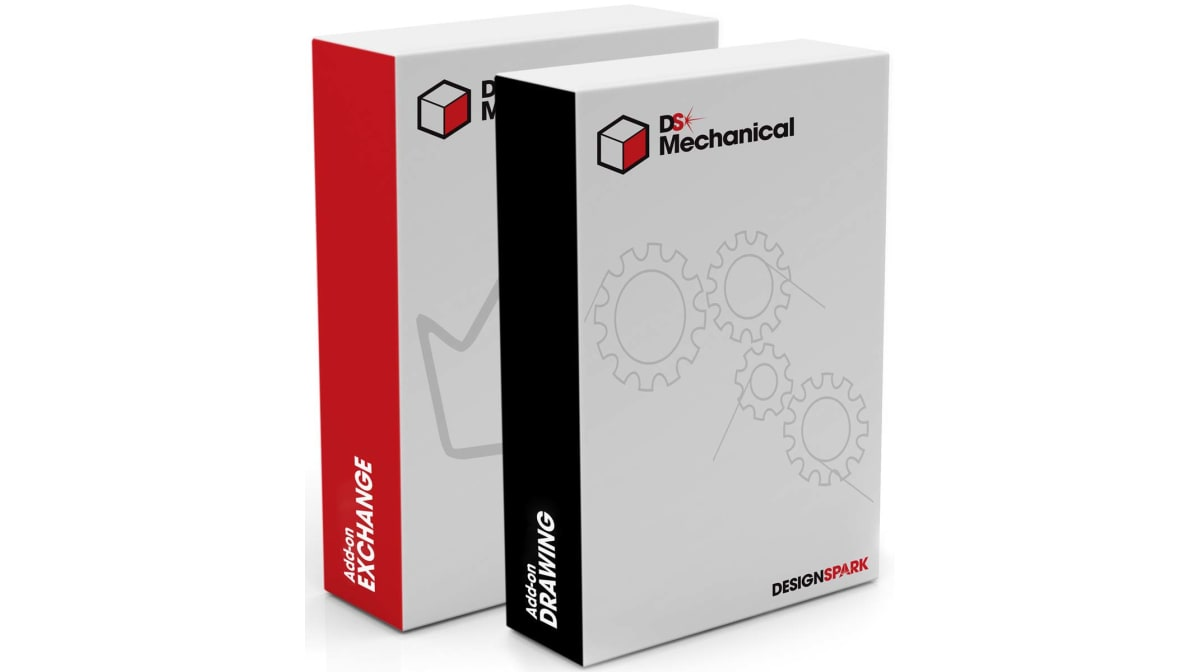 DesignSpark Mechanical Exchange and Drawing Module Bundle
