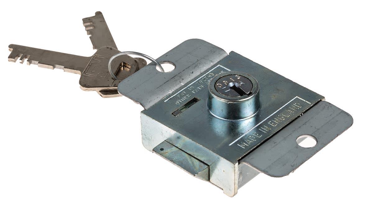 Lockable Door Bolt